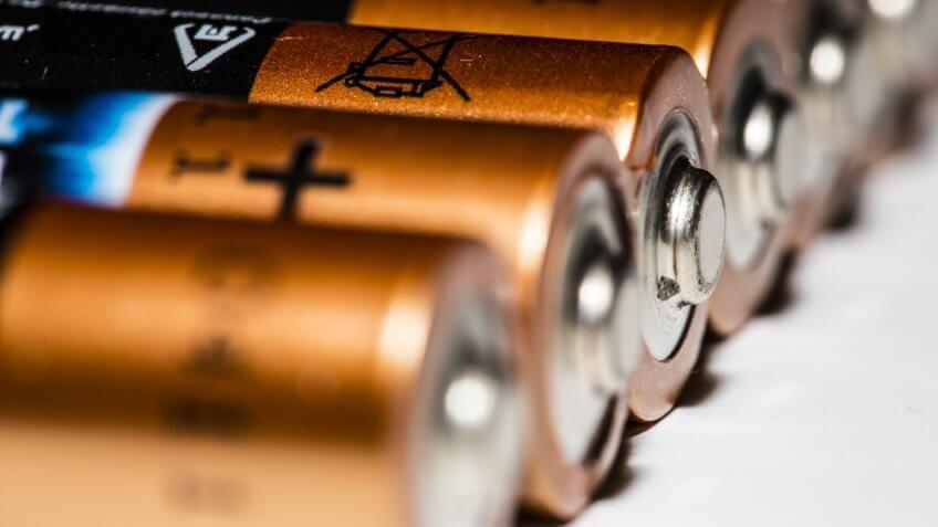 AA-batteries