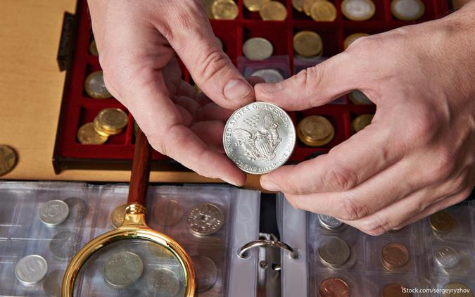 collectible coin investment
