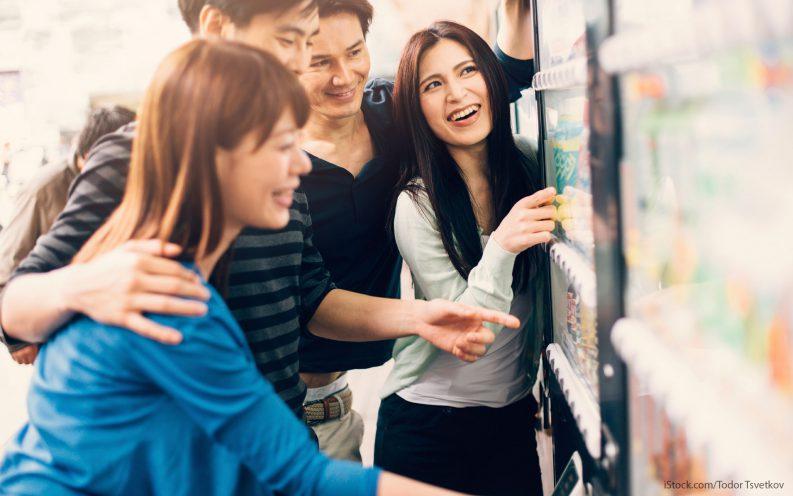 California Vending Machine Fruit Tax