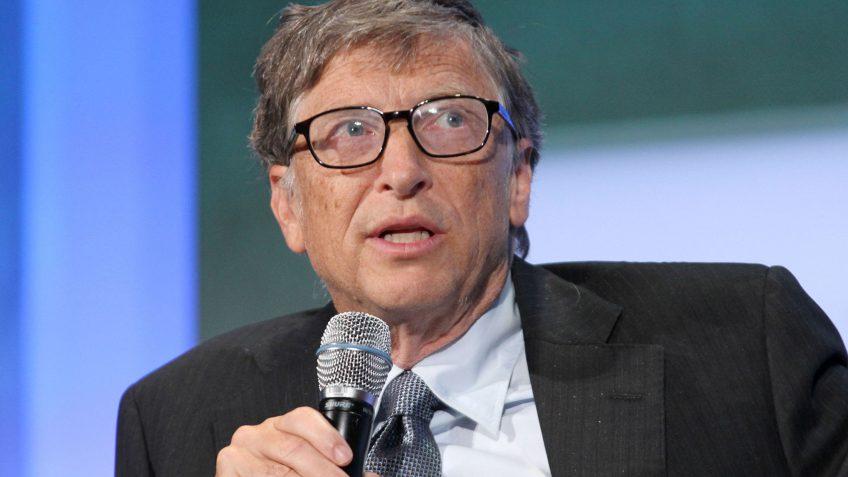 Bill Gates car
