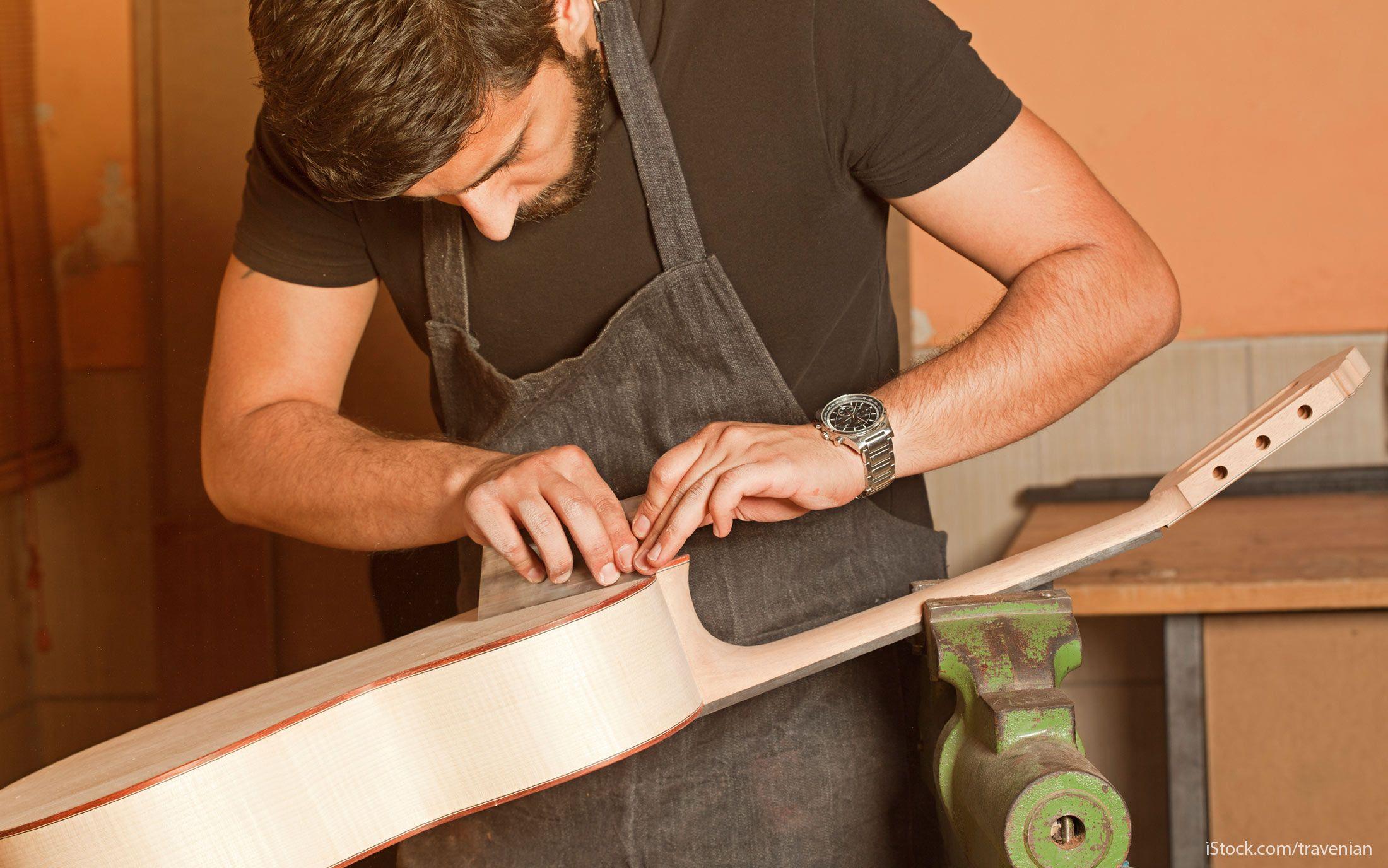 invest in handmade guitars