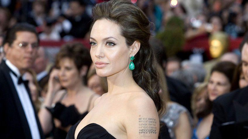 Angelina Jolie Net Worth: $160 Million