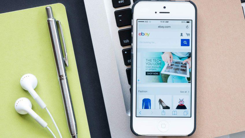 eBay seller side job