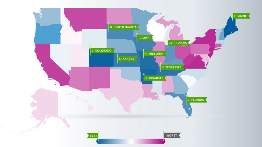 best states to buy a home