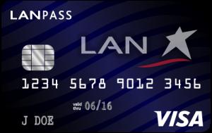LANPASS Visa Secured Credit Card