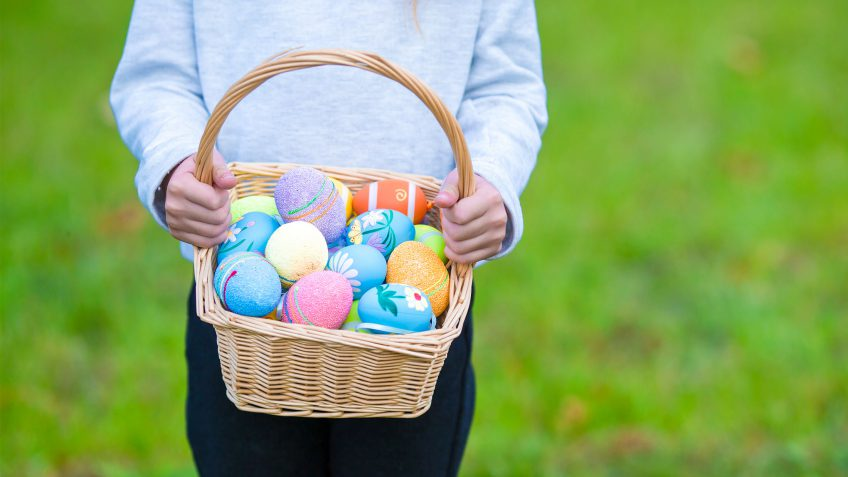 cheap Easter baskets for kids