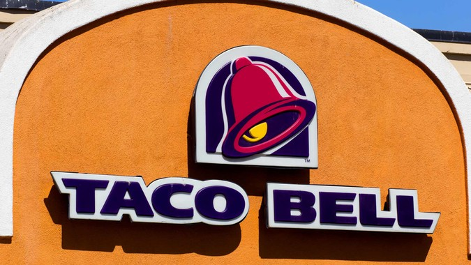 taco bell liberty bell