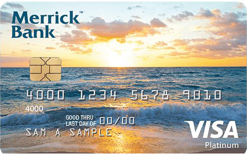 Merrick Bank Secured Visa Card