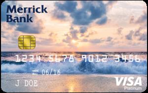 Merrick Bank Secured Visa Card