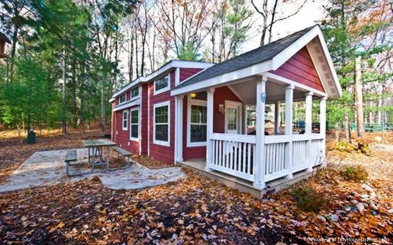 10 Tiny Homes For Retirees