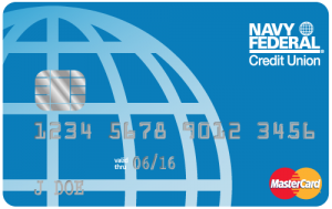 Navy Federal Credit Union Credit Card