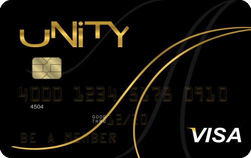 Unity Visa Secured Credit Card