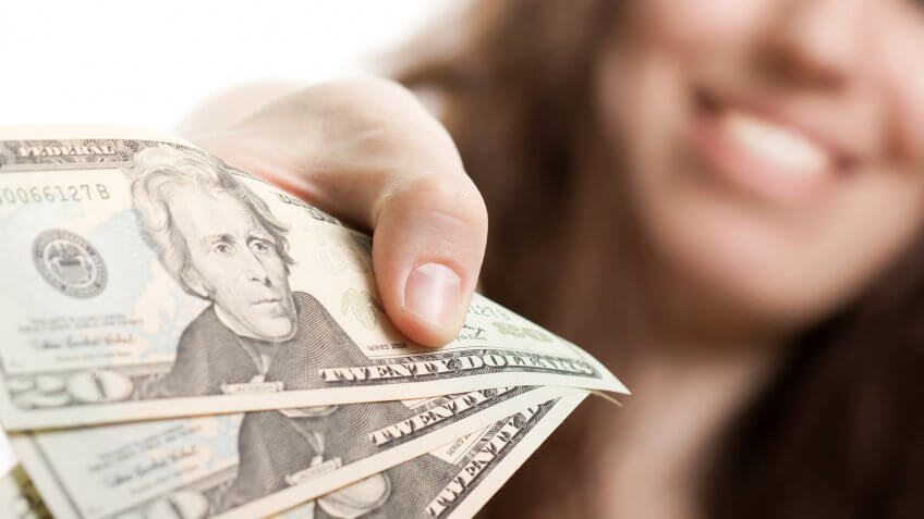 58% of Millennials Still Prefer to Get Paid With Cash