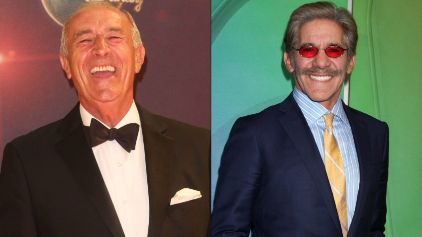 'Dancing With the Stars' Cast: Len Goodman Net Worth vs. Geraldo Rivera Net Worth and More