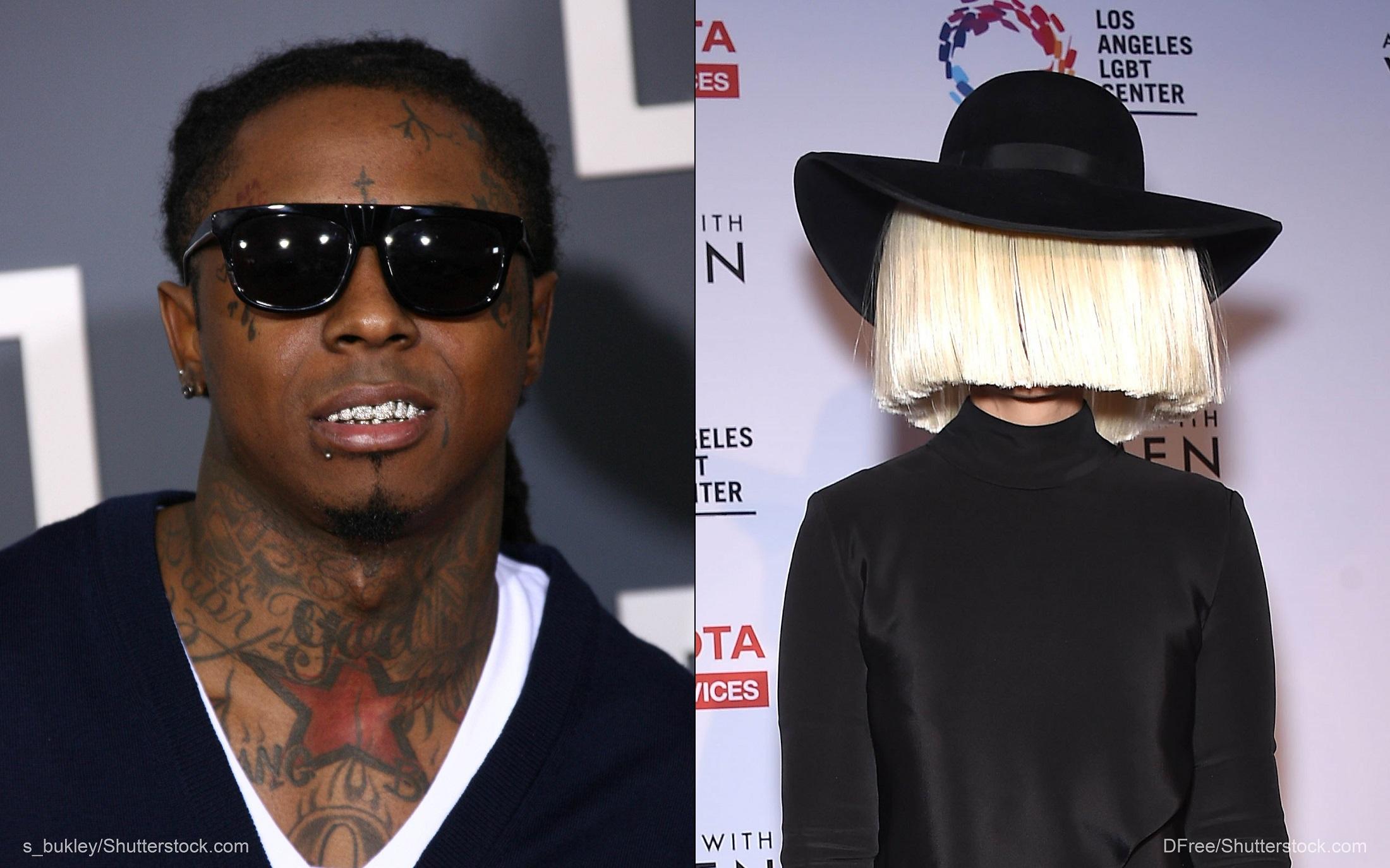 Lil Wayne, Sia at SXSW 2016