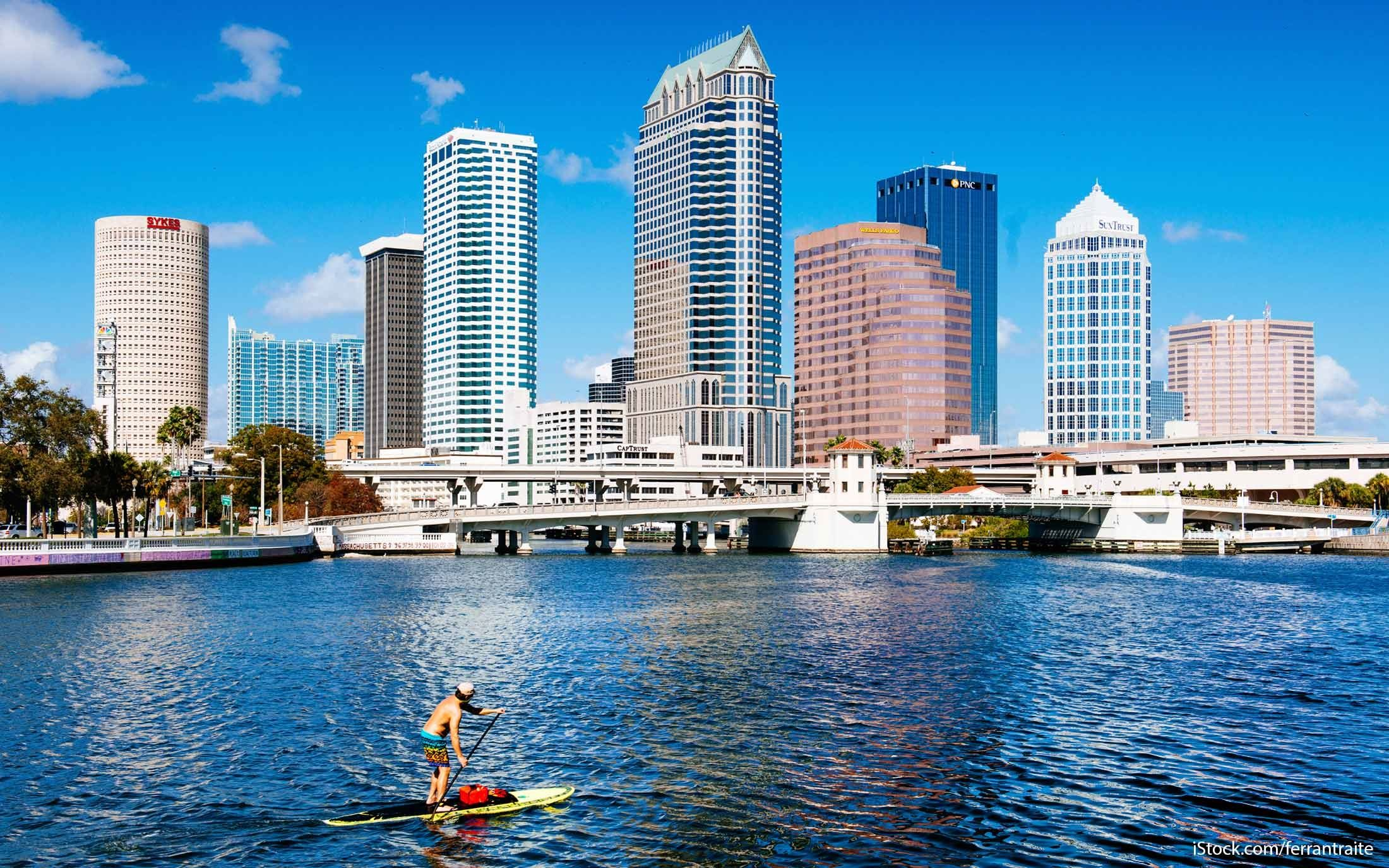 Tampa checking account