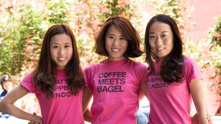 Arum Kang, Coffee Meets Bagel, Dawoo Kang, Shark Tank, Soo Kang