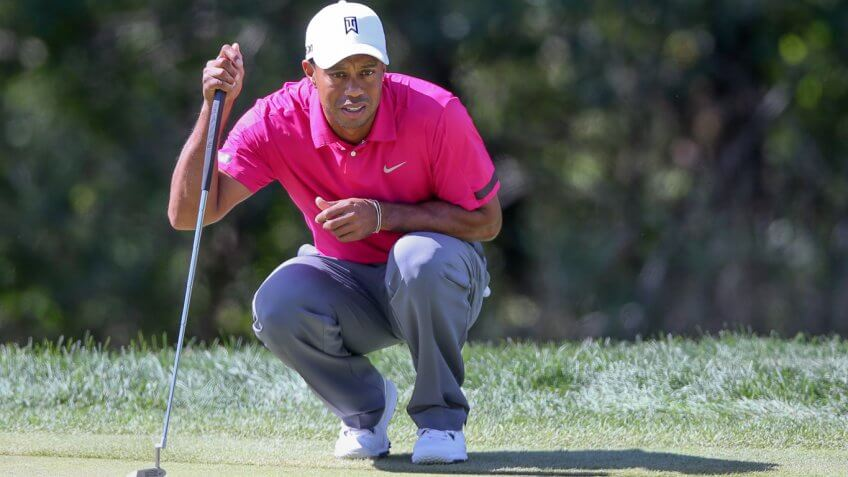 Golfers With the Highest Net Worths