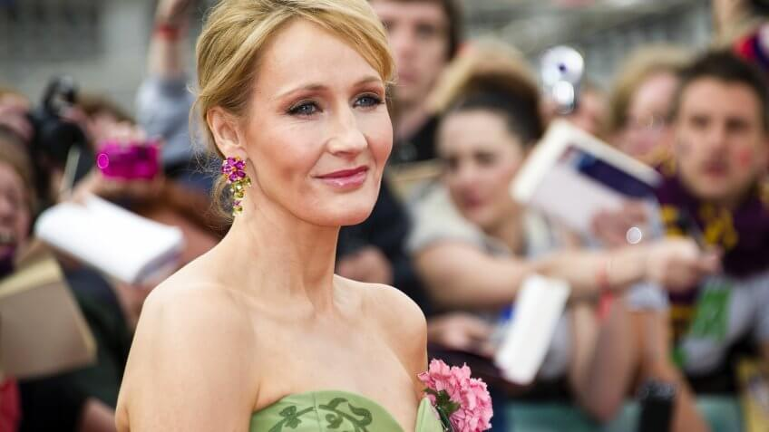 J.K. Rowling Net Worth: $1 Billion