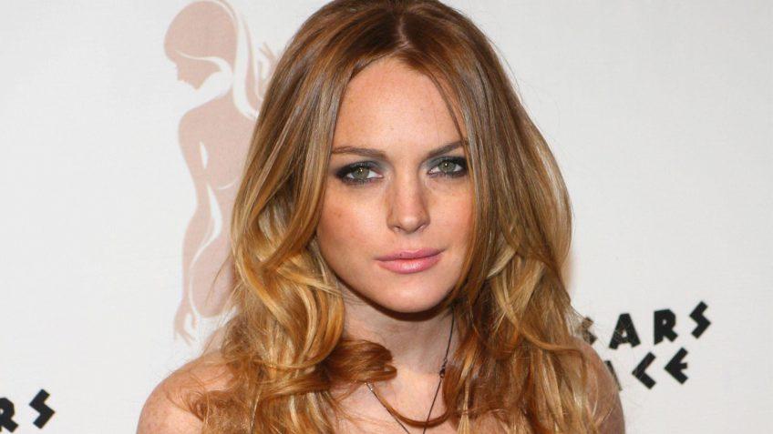 Lindsay Lohan taxes