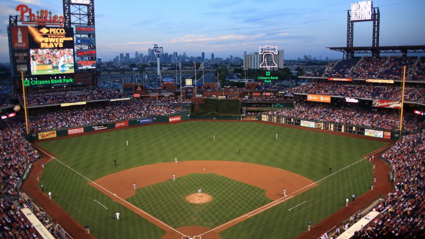 Philadelphia Phillies game