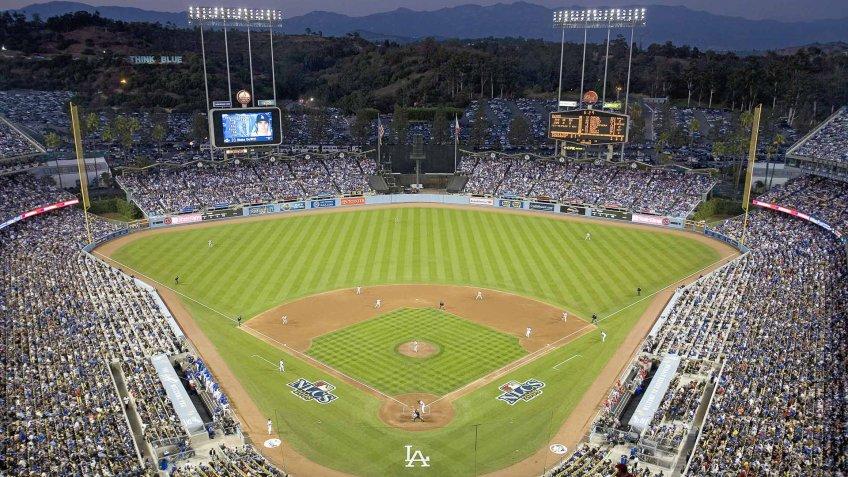 Dodger-Stadium-Los-Angeles-