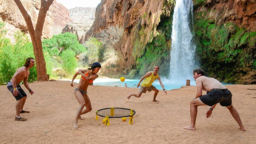 Shark Tank, Spikeball