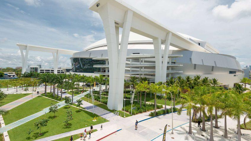 Miami Marlins game