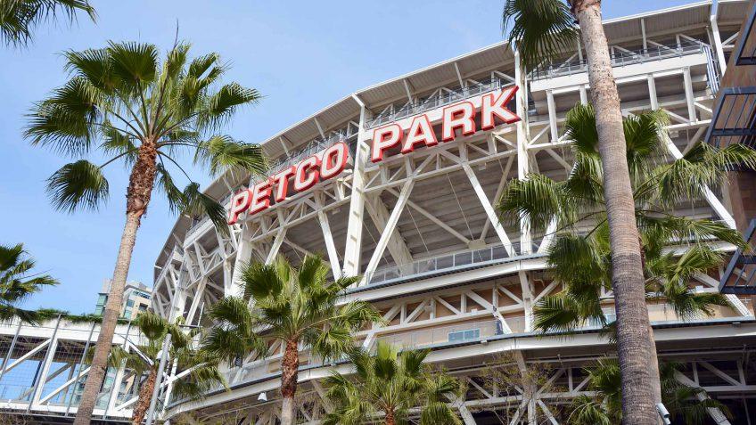 San Diego Padres game