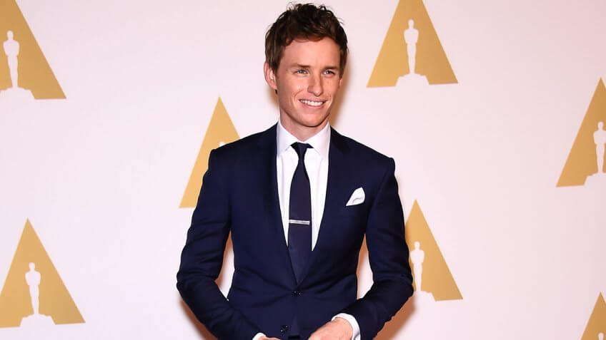 Eddie Redmayne Net Worth: $4 Million