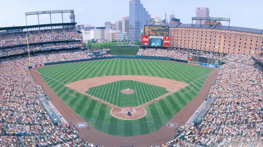 Baltimore Orioles game