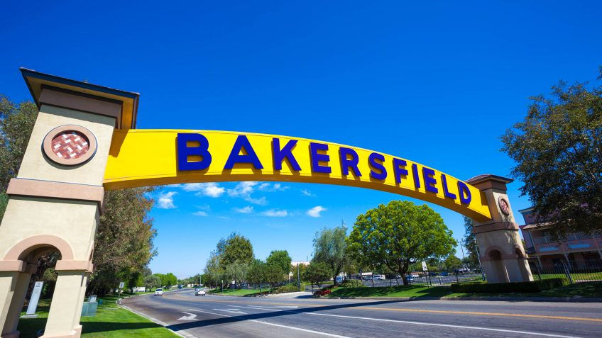 Bakersfield cost of living
