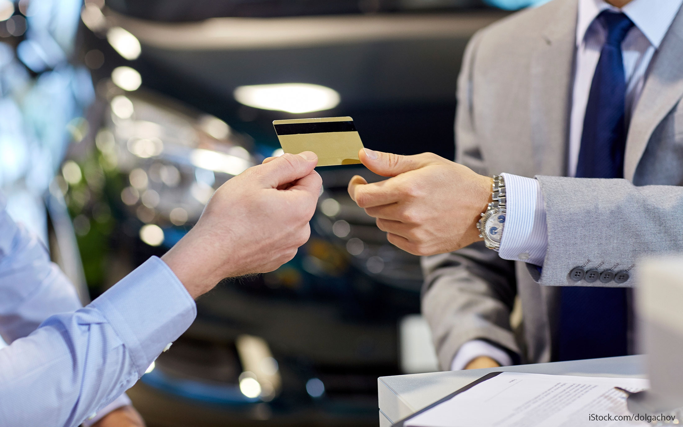 taxes credit card