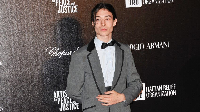 Ezra Miller Net Worth: $500,000