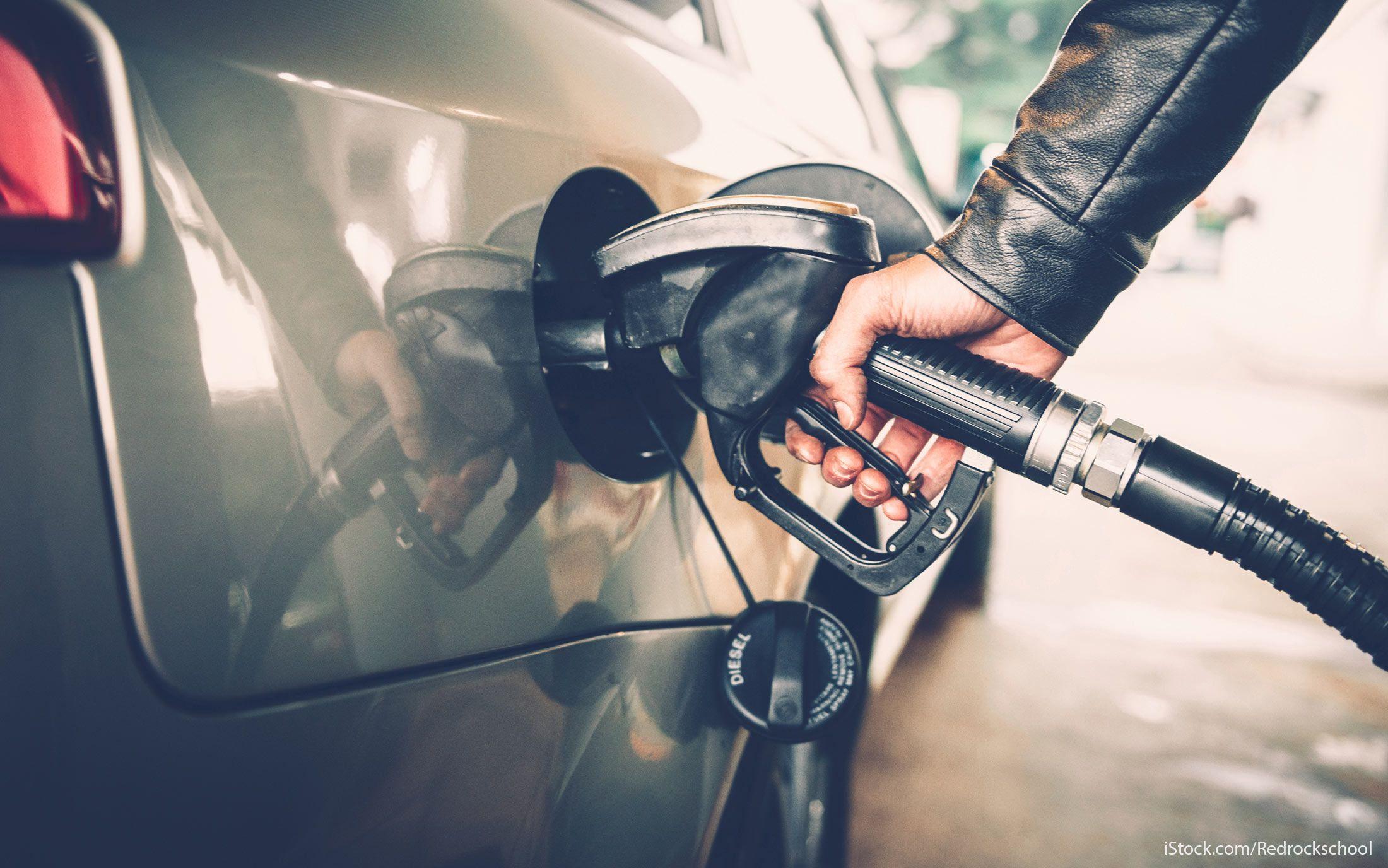 cheap gas Kroger