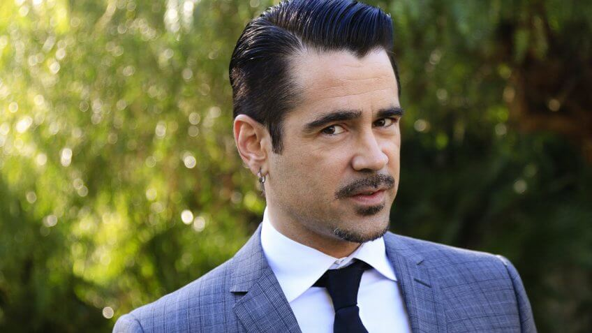Colin Farrell Net Worth: $30 Million