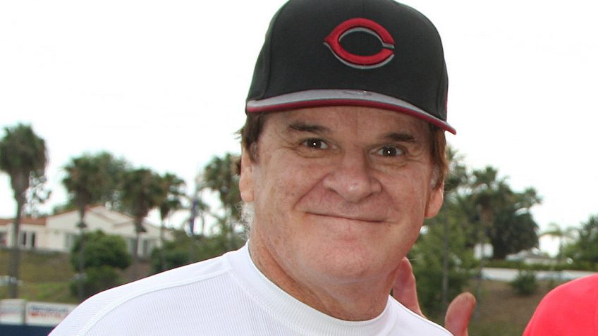 Pete Rose taxes