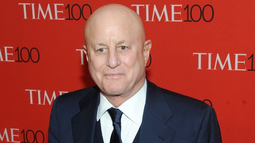 Ron Perelman Time 100 Gala, New York, America - 21 Apr 2015TIME 100 Gala, TIME's 100 Most Influential People In The World - Red Carpet.