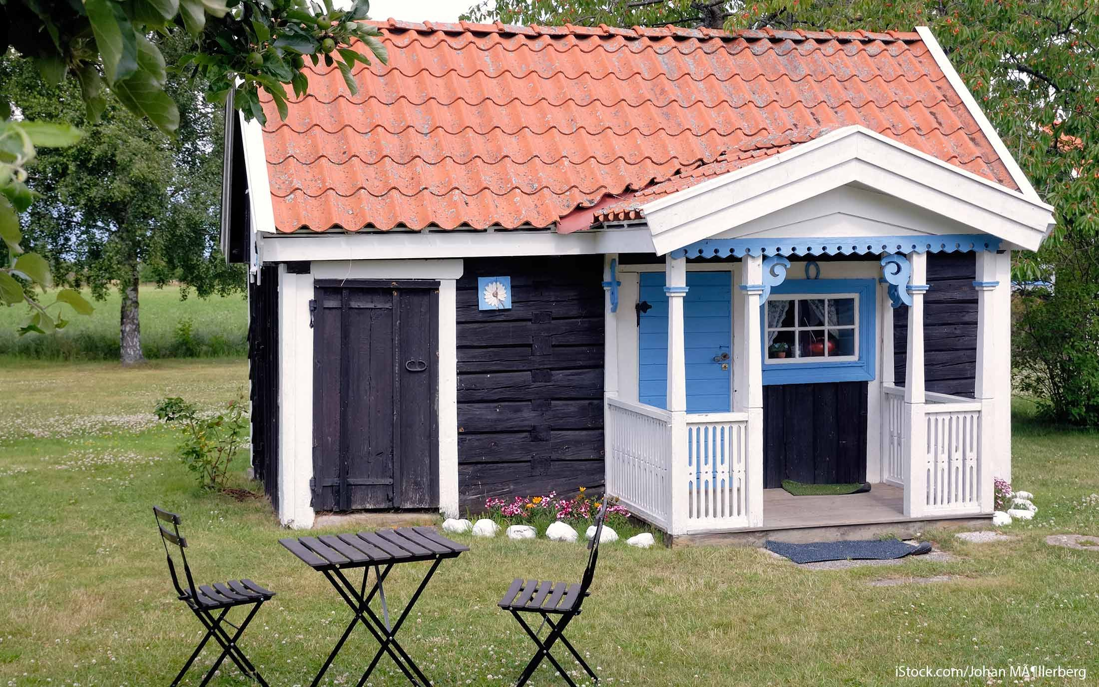 parking your tiny home