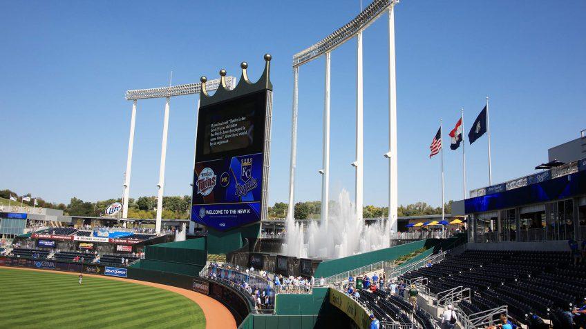 Kansas City Royals game