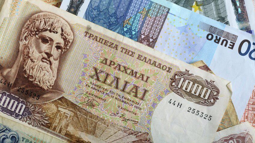 Greek-currency