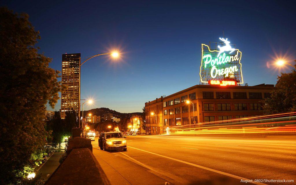 Portland oregon dating scene