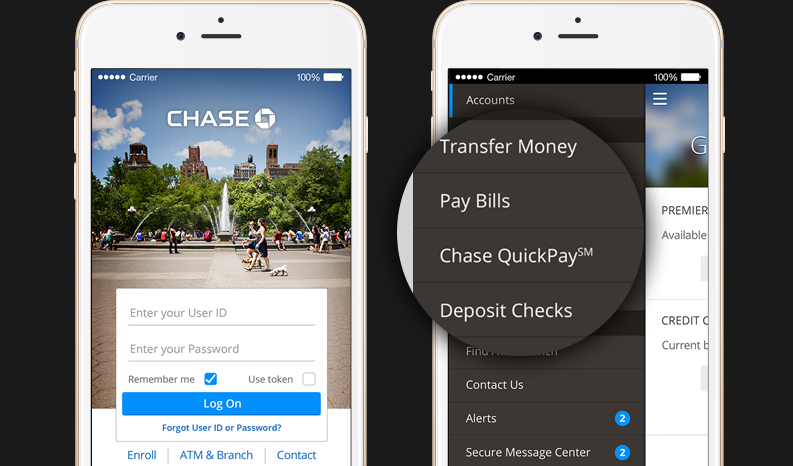 Chase mobile and stackoverflow com Free Download