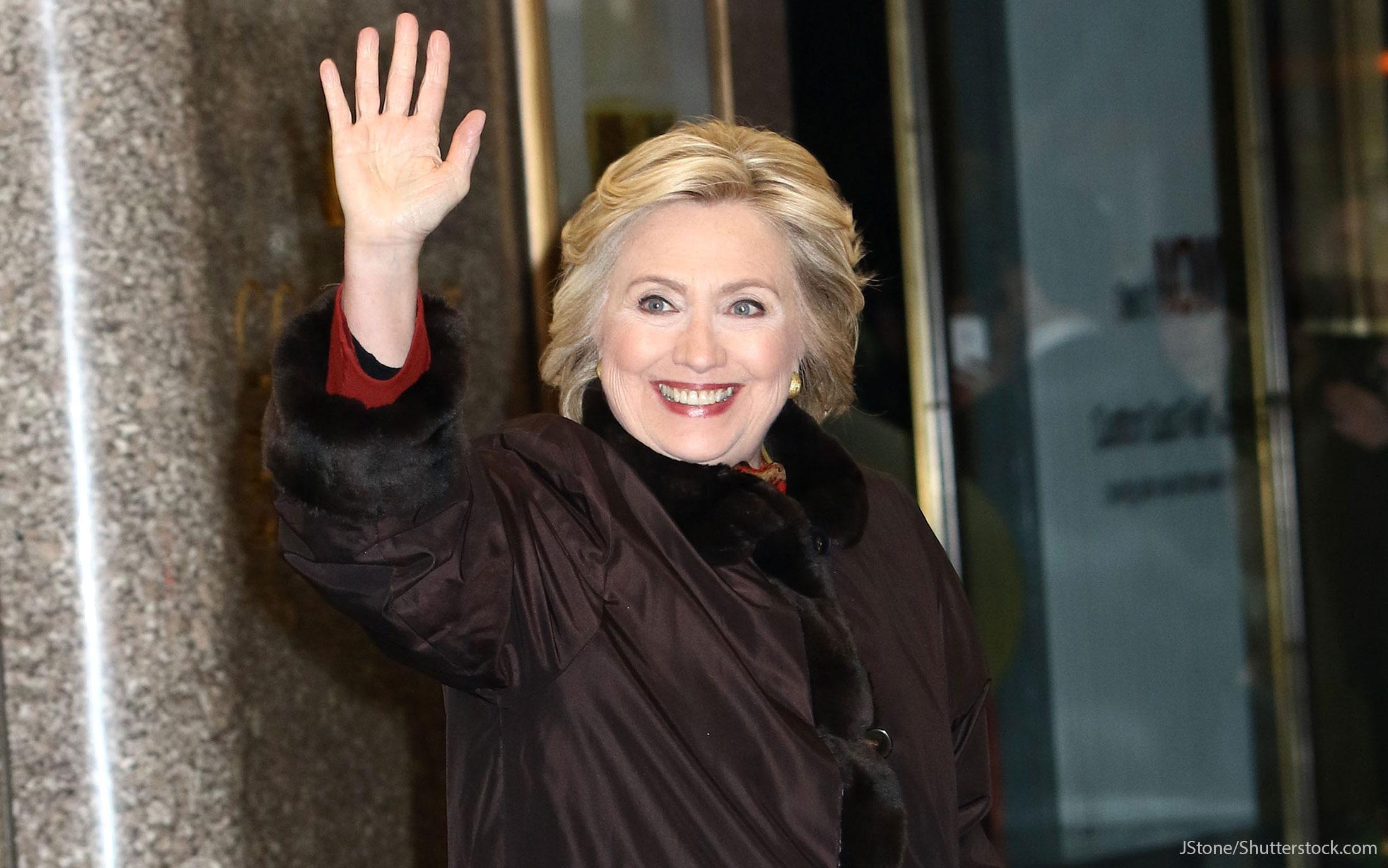 Hillary Clinton spending