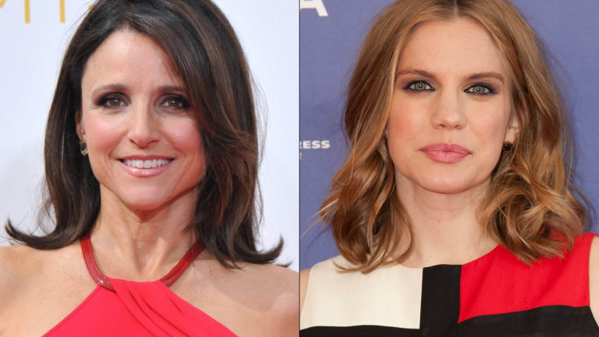 'Veep' Cast Earnings: Julia Louis-Dreyfus Net Worth, Anna Chlumsky Net Worth and More