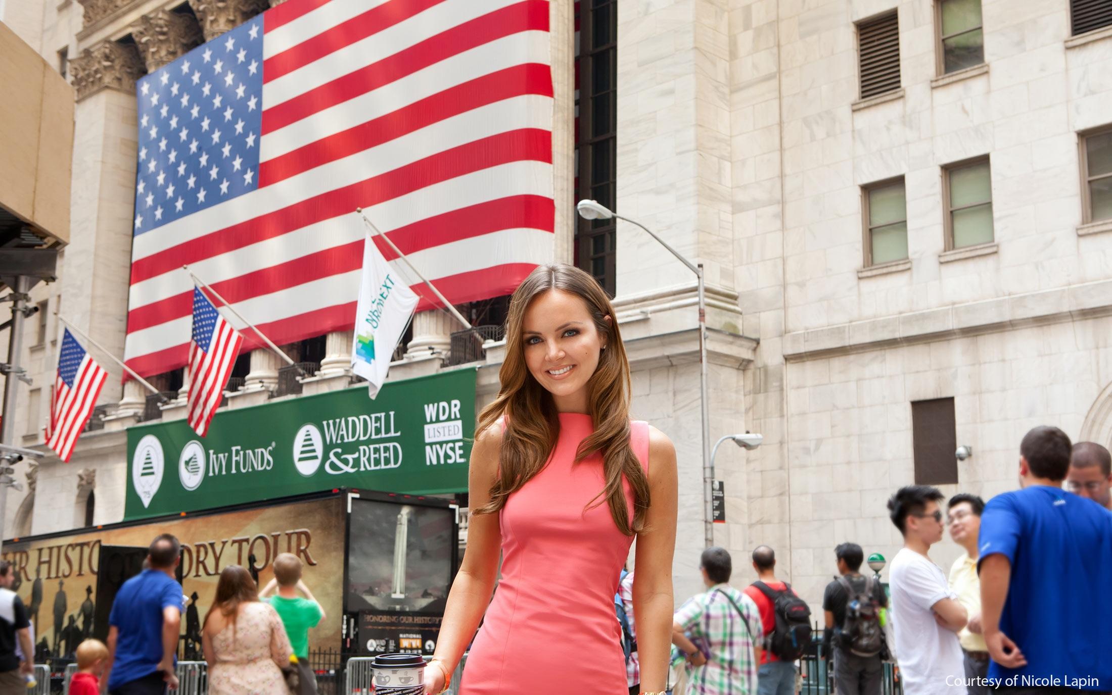 Nicole Lapin financial advice