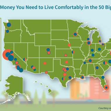 15 Best Places to Live If You're Trying to Save Money (and 15 Worst)