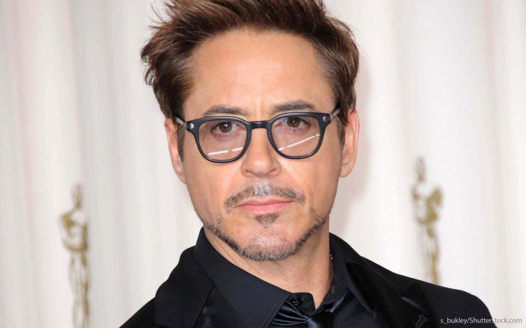 'Iron Man' Star Turns ... Robert Downey Junior