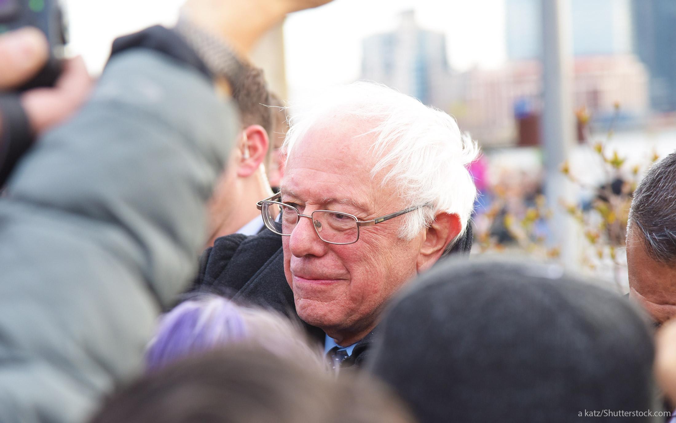 Bernie Sanders spending