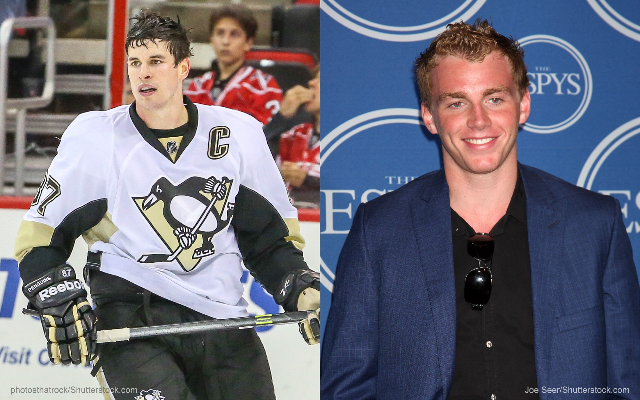 The highest paid NHL players like Sidney Crosby, Patrick Kane